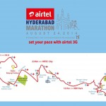 Registrations are now open for 4th edition of Airtel Hyderabad Marathon