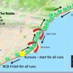Run all along the sea at Vizag Navy Half Marathon