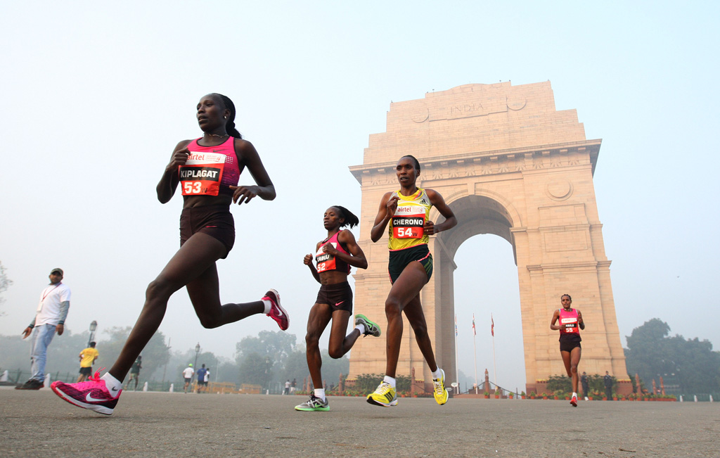 34,000 Runners Gear-up for 8th Airtel Delhi Half ...