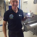 Astronaut Tim Peake to run London Marathon in space