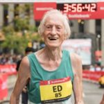 85 years old man breaks a marathon record – Becomes an inspiration for the World