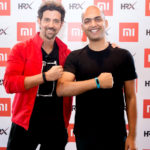 Hrithik Roshan's HRX Co-launches Mi Band – HRX Edition in partnership with Xiaomi