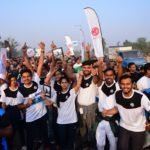 Over 800 MG India employees participate in the MG Vadodara International Marathon